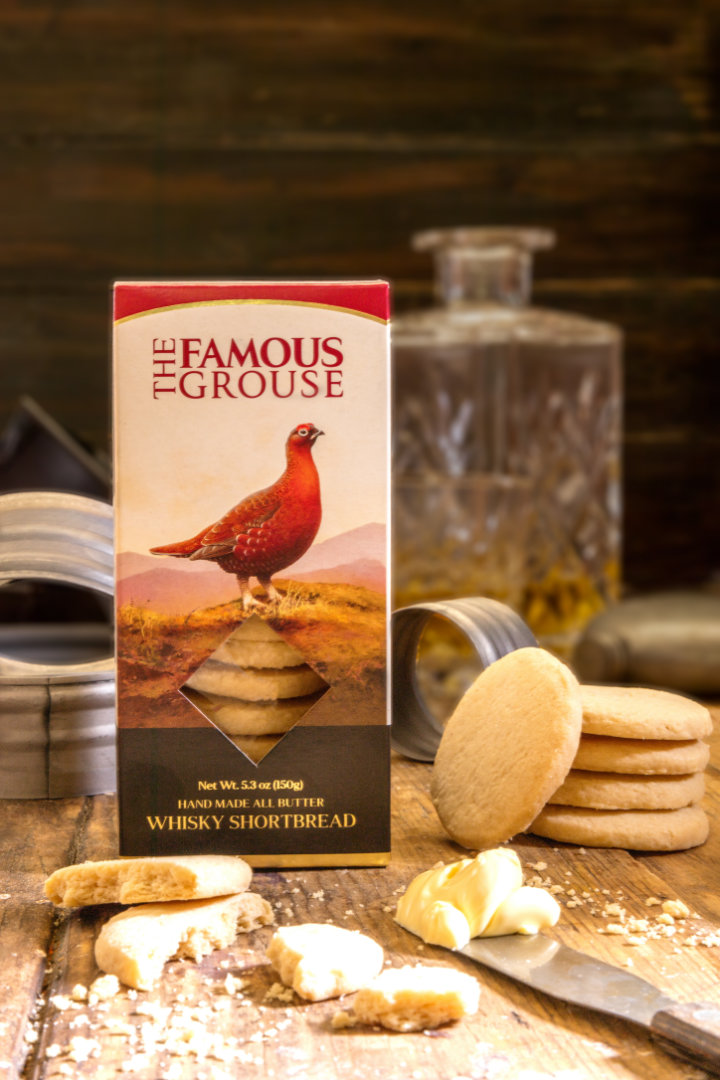 Famous Grouse Shortbread